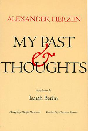 My Past and Thoughts