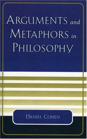 metaphors or arguments English-speakers can identify verbal exchanges as arguments without resort to an essay on conceptual metaphor and verbal dispute metaphors we live by.
