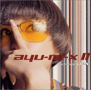 ayu-mi-x II version JPN