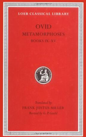 Metamorphoses, Volume II