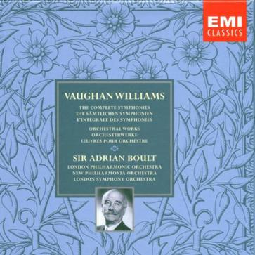 Vaughan Williams: The Complete Symphonies; Orchestral Works