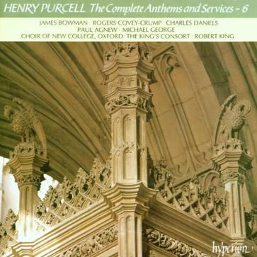 Henry Purcell: The Complete Anthems and Services 6
