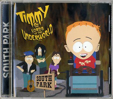 Timmy & The Lords of the Underworld / Livin a Lie