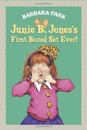 Junie B. Jones's First Boxed Set Ever!