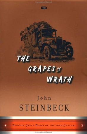 a plot review of the epic story the grapes of wrath The grapes of wrath (1940) on imdb: plot summary, synopsis, and more.