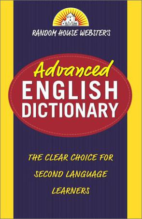 Advanced ENGLISH DICTIONARY
