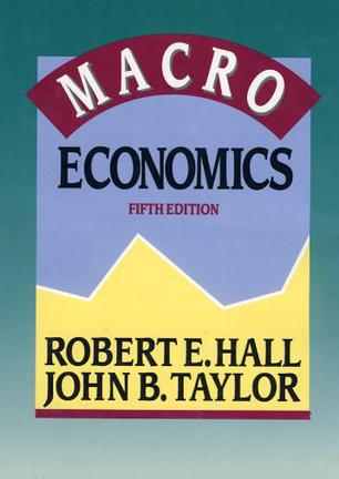 Macroeconomics (Fifth Edition)