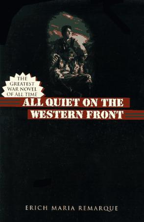 an analysis of the topic of all quiet on the western front by erich maria remarque Find all available study guides and summaries for all quiet on the western front by erich maria remarque if there is a sparknotes, shmoop, or cliff notes guide, we will have it listed here.