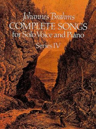 Complete Songs for Solo Voice and Piano, Series IV