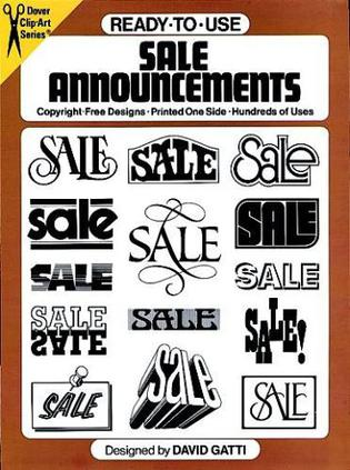 Ready-to-Use Sale Announcements