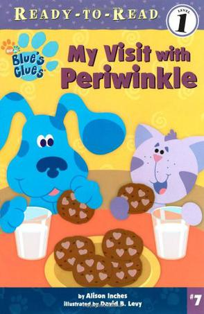 My Visit with Periwinkle 7