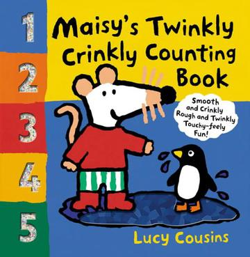 Maisy's Twinkly Crinkly Counting Book