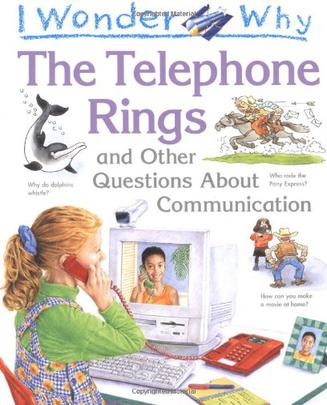 I Wonder Why THE TELEPHONE RINGS