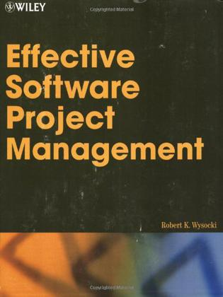 高效软件项目管理  Effective Software Project Management