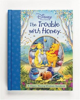 DISNEY Winnie the Pooh The Trouble with Honey