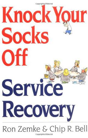 Knock Your Socks Off Service Recovery