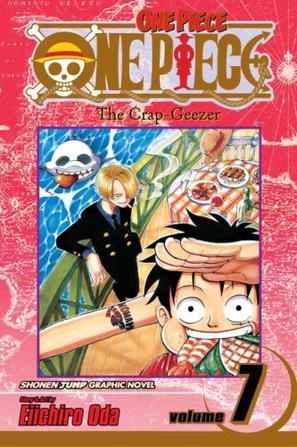 《One Piece Vol. 7》txt,chm,pdf,epub,mobi電子書下載
