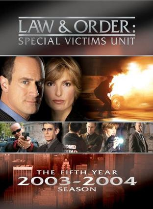 法律与秩序:特殊受害者 第五季 Law & Order: Special Victims Unit Season 5