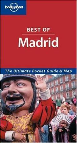 BEST OF Madrid The Ultimate Pocket Guide & Map