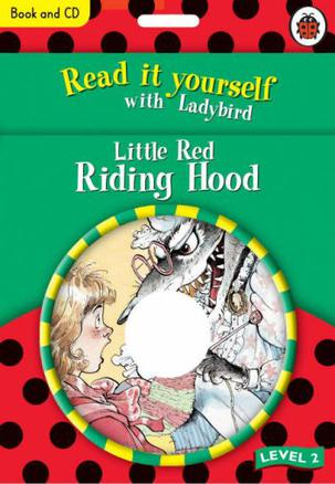 Little Red Riding Hood LEVEL 2 Book and CD