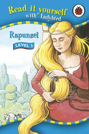 Read it yourself with Ladybird Rapunzel LEVEL 3