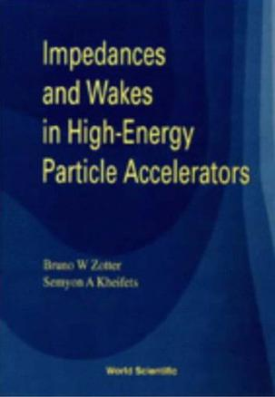 Impedances And Wakes In High Energy Particle Accelerators
