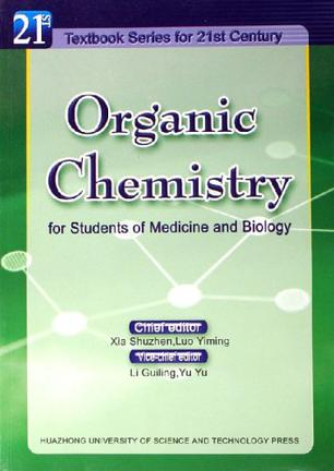 Organic Chemistry for Students of Medicine and Biology