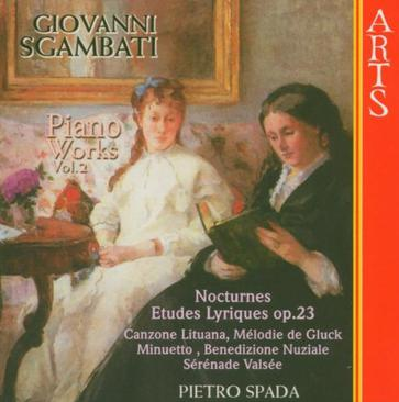 Complete Piano Works, Vol.2