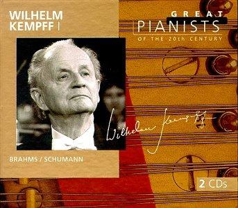 Great Pianists of the 20th Century Vol.55 Wilhelm Kempff I