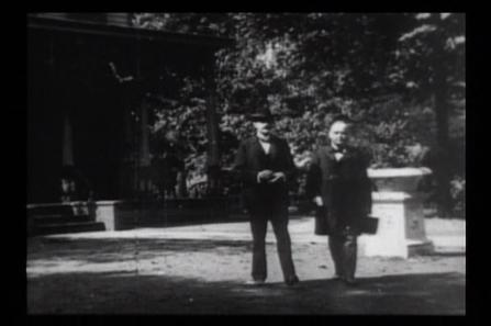 President McKinley at Home