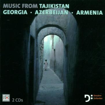Music From Tajikistan Georgia Azerbaijan Armenia