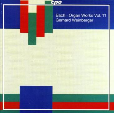 Bach: Organ Works vol. 11
