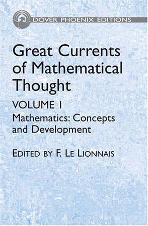 Great Currents of Math Thought