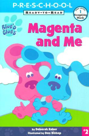 Magenta and Me 2