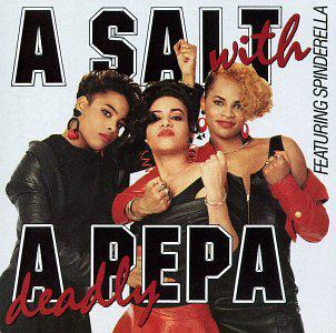 Salt With a Deadly Pepa