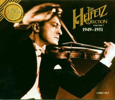 The Heifetz Collection, Vol. 7 (1949-1951)