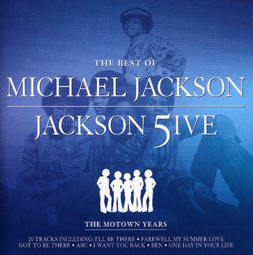 Michael & Jackson 5 Jackson - The Best of Michael Jackson & The Jackson Five