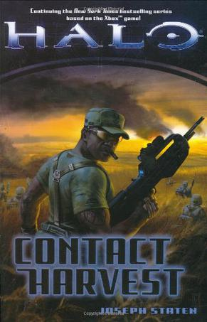 《Contact Harvest》txt,chm,pdf,epub,mobi電子書下載