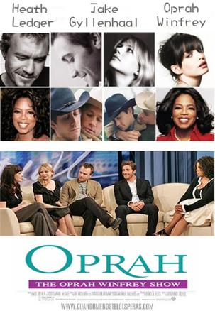 奥普拉秀:断背山特辑 The Oprah Winfrey Show: Heath Ledger、Jake Gyllenhaal、Michelle Williams、Anne Hathaway 2006