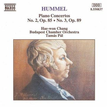 Hummel - Piano Concertos Op 85 and 89
