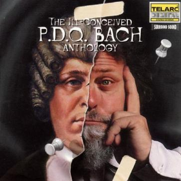 Ill-Conceived PDQ Bach Anthology