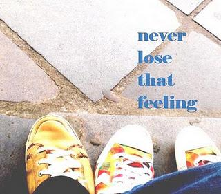 Never Lose That Feeling (Import Ep)