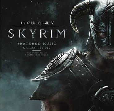 Jeremy Soule - The Elder Scrolls V Skyrim Soundtrack