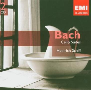 Bach: Cello Suites / Schiff