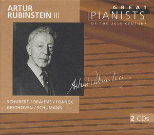 Artur Rubinstein 3 - Great Pianists of the Century
