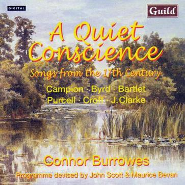 A Quiet Conscience - Songs from the 17th Century