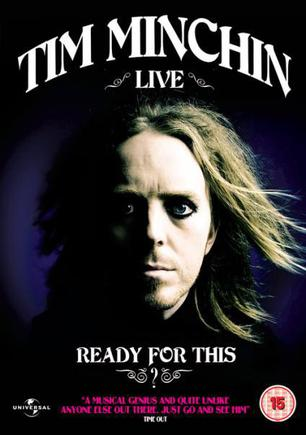 Tim Minchin: Ready for this? Live (Video 2009)