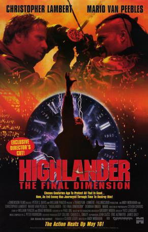 Highlander: The Final Dimension