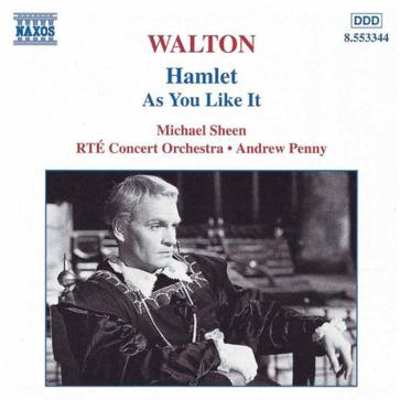 Walton: Hamlet, As You Like It / Penny, Sheen, et al