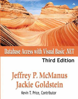 Database Access with Visual Basic.Net